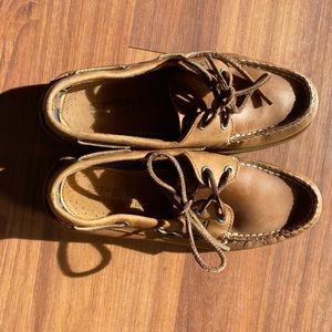 Men's Sperry Topsider Original Leather Boat Shoe
